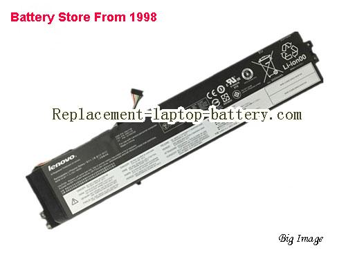 LENOVO ThinkPad S440 Battery 3100mAh Black