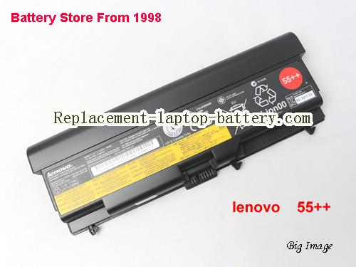 LENOVO FRU 42T4755 Battery 94Wh, 8.4Ah Black