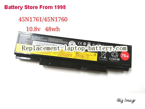LENOVO ThinkPad E550C Battery 48Wh Black