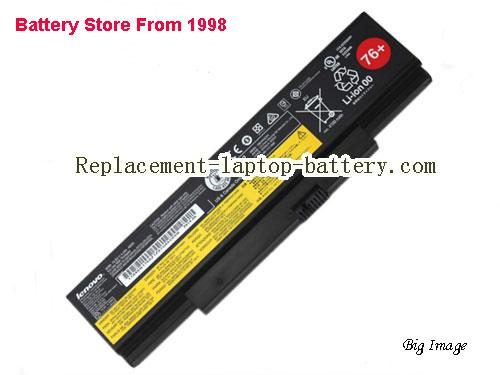 LENOVO ThinkPad E550 20DFA01RCD Battery 4400mAh, 48Wh  Black