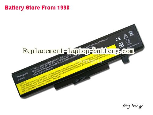 LENOVO ThinkPad Edge E430 Battery 4400mAh Black