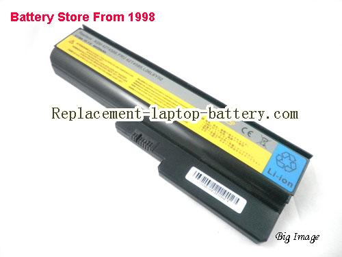 LENOVO 3000 G450 2949 Battery 5200Ah Black