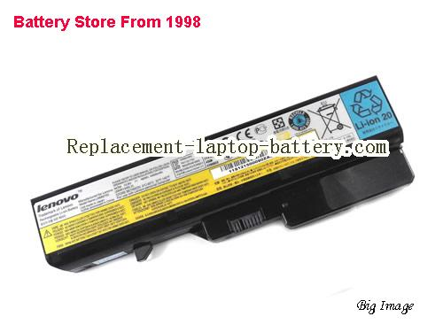 LENOVO L10C6Y02 Battery 4400mAh, 48Wh  Black