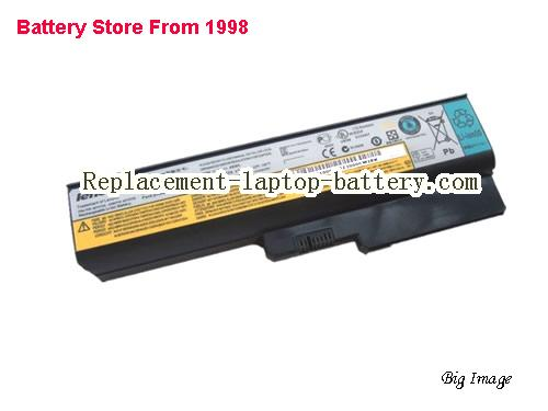 LENOVO 3000 G450 2949 Battery 48Wh Black