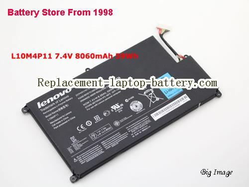 LENOVO U410 Battery 59Wh, 8.06Ah Black