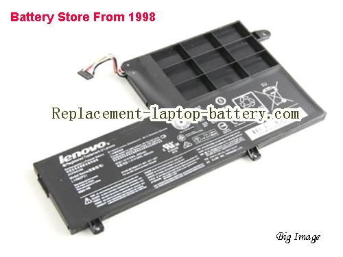 LENOVO Yoga 500-14IHW80N5 Battery 30mAh Black