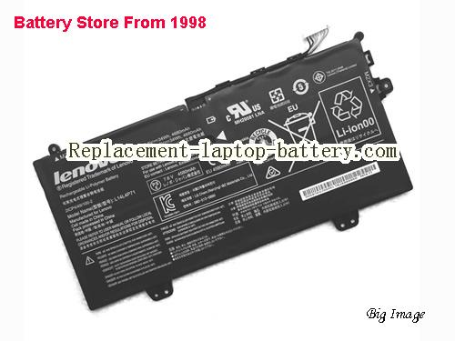 LENOVO Yoga 3 11-5Y10c Battery 34Wh Black
