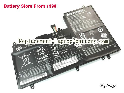LENOVO 80JHS00100 Battery 45Wh Black