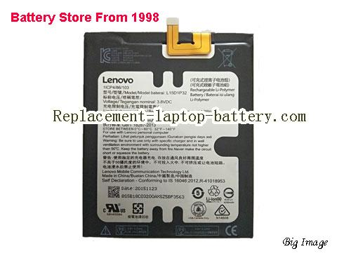 LENOVO yt3-x50f Battery 4250mAh, 16Wh  Black