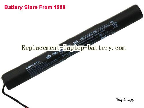 LENOVO yt3-x50f Battery 8400mAh, 30Wh  Black
