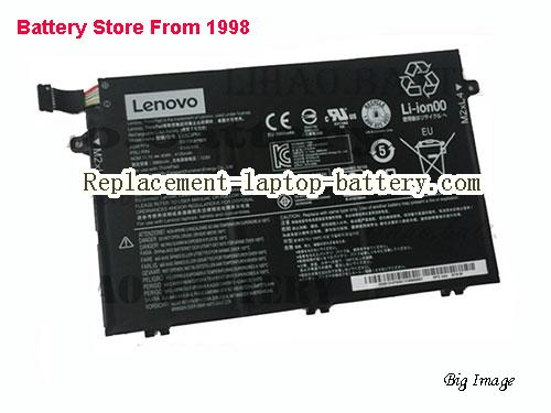 LENOVO ThinkPad E58020KS002KCD Battery 4120mAh, 45Wh  Black