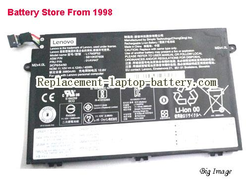 LENOVO ThinkPad R48020KRA00ACD Battery 4120mAh, 45Wh  Black