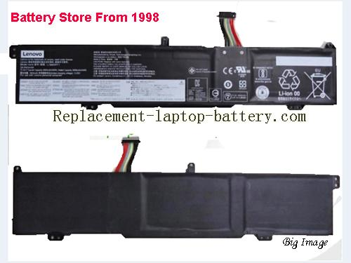 LENOVO Ideapad L340-17IRH Battery 4000mAh, 45Wh  Black