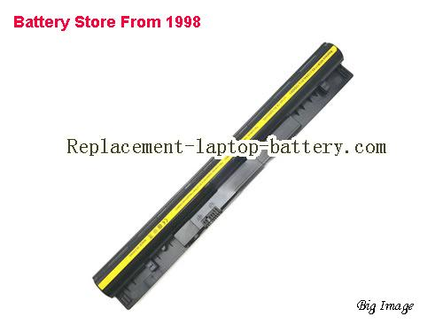 New L12S4Z01 Replacement Battery for Lenovo IdeaPad S300 IdeaPad S400 Laptop