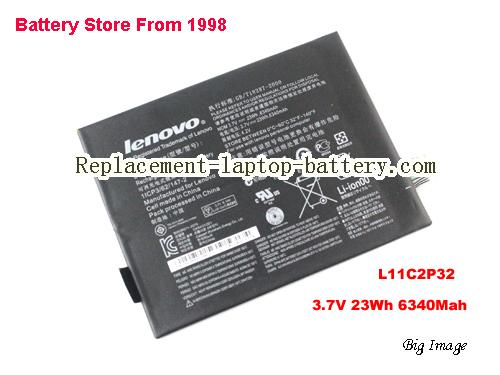 Genuine Lenovo battery for IdeaTab B6000-F IdeaTab S6000 IdeaTab S600H S6000-H