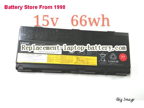 LENOVO ThinkPad P51 Battery 4400mAh, 66Wh  Black
