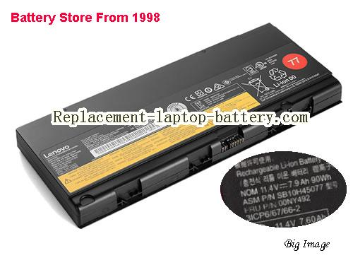 LENOVO SB10H45076 Battery 7600mAh, 90Wh , 7.6Ah Black