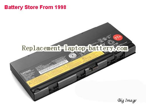 LENOVO ThinkPad P51 Battery 8000mAh, 90Wh  Black