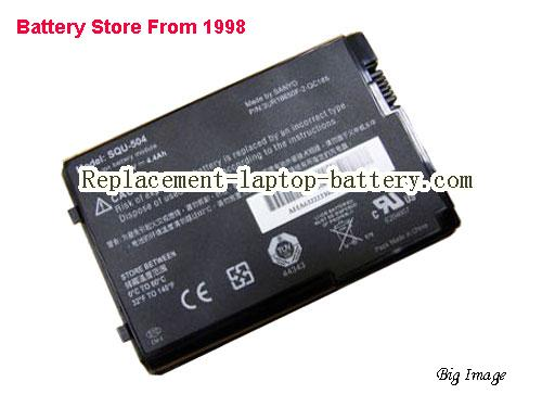 LENOVO E680A Battery 4400mAh Black