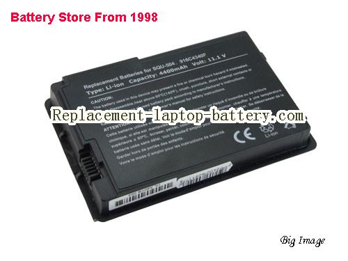 LENOVO SQU-504 916C4340F 411181429 Battery For Lenovo 125C 410 E280 E290 E660