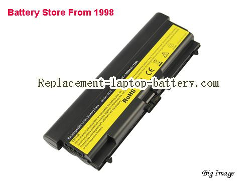 LENOVO FRU 42T4799 Battery 6600mAh Black