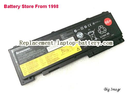 LENOVO 45N1143 Battery 3900mAh, 44Wh  Black