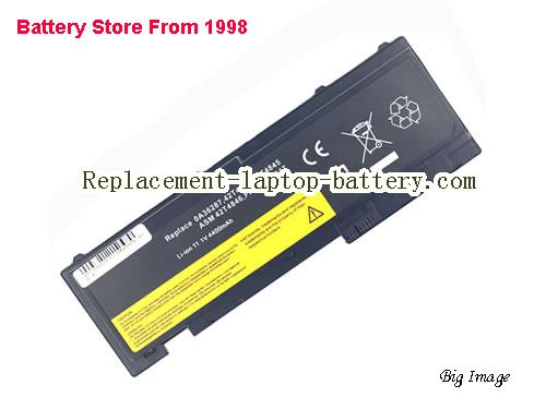 LENOVO 45N1143 Battery 4400mAh Black