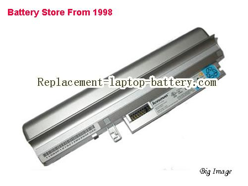 LENOVO 3000 V100 0764 Battery 4400mAh Silver