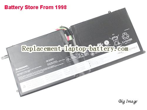LENOVO X1 CARBON GEN 1 Battery 46Wh, 3.11Ah Black