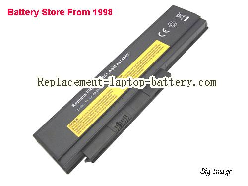 Lenovo ThinkPad X220 X220i  X220s Series Replacement Laptop Battery 42T4873 42Y4874
