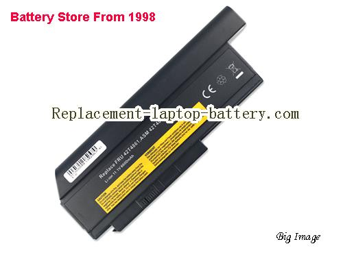 New Lenovo ThinkPad X230 X230i Replacement Laptop Battery 45N1027 45N1023