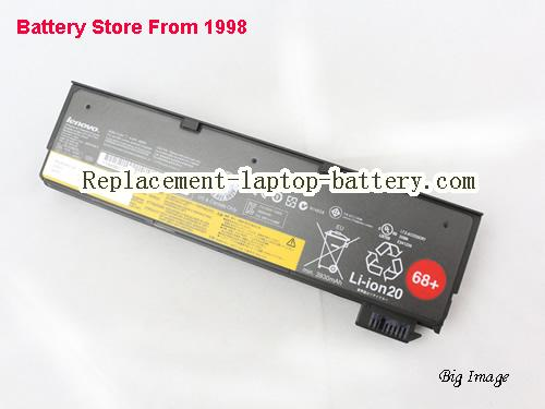 LENOVO 121500212 Battery 48Wh, 4.4Ah Black