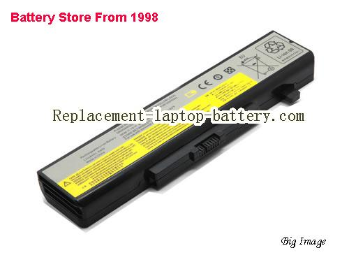 New L11N6R01 L11P6R01 Replacement Battery For Lenovo IdeaPad Y480 Y580 Z480 Thinkpad E530 Laptop
