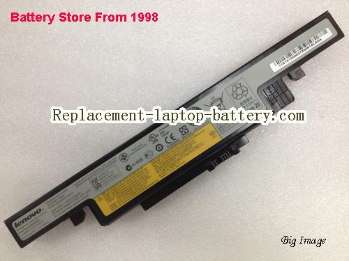 New Genuine L11S6R01 Battery For Lenovo Y400 Y410 Y490 Laptop