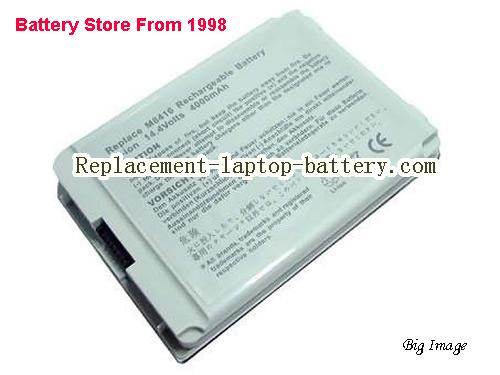 M8665G M8665 M8665GA Battery For Apple Ibook G4 14 Series Laptop