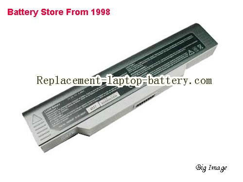PACKARD BELL Easy Note R9200 Battery 4400mAh Grey