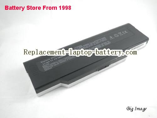 MITAC S26391-F6120-L450 Battery 6600mAh Grey