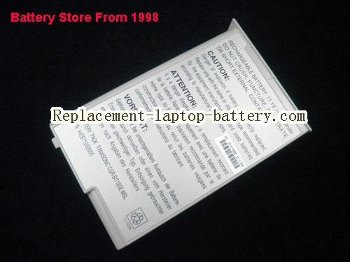 ACCEL AccelNote 8170 Battery 6600mAh Grey