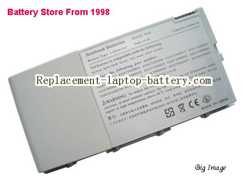 PACKARD BELL Easy Note 5542 Battery 4400mAh Grey