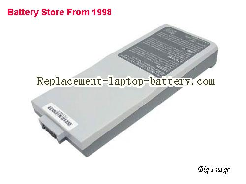 PACKARD BELL EasyOne 2120 Battery 4400mAh Grey
