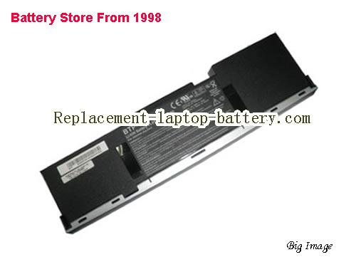 Medion BTP-75BM, Super Laptop P4 Series, Advent 7056 Laptop Battery 6600mAh 12-Cell
