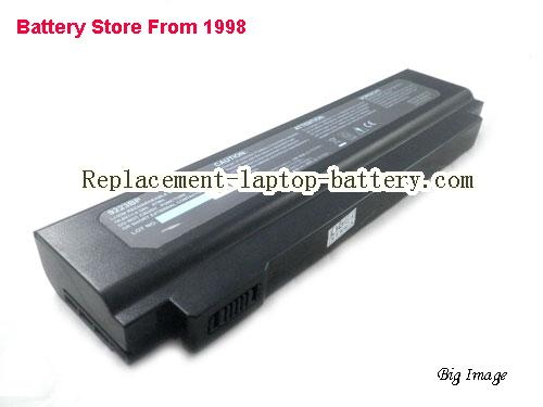 HASEE 9223BP Battery 4300mAh Black