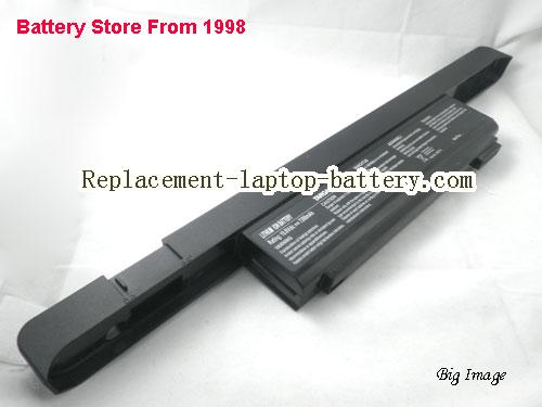 MSI 925C2590F Battery 7200mAh Black