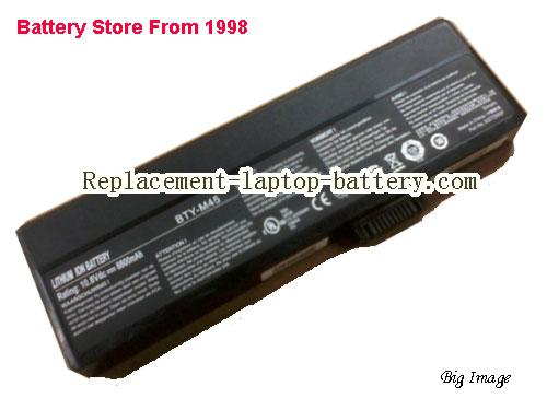 MSI 91NMS14LD4SW1 Battery 8800mAh Black