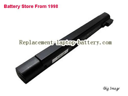 MSI NB-BT008 Battery 2200mAh Black