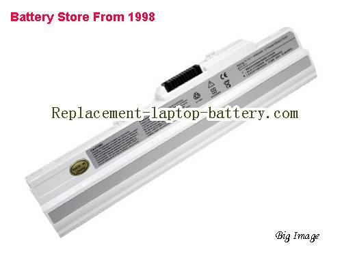 MSI Wind U100-279US Battery 5200mAh White