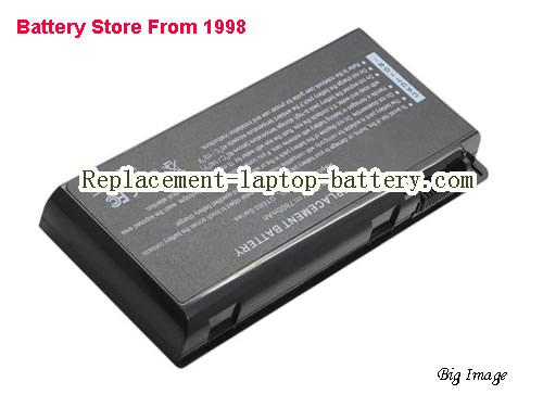 MSI BTY-M6D Battery 7800mAh Black