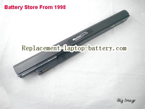 BATEDX20L4 Battery For Motion LE1600 LE1700 Laptop 14.8V 2600mah 4cells