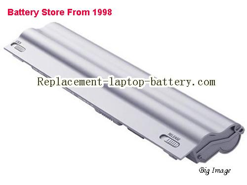 SONY VGP-BPL14/B Battery 5400mAh Silver