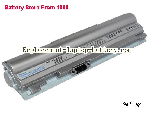 SONY VGP-BPL14/B Battery 8100mAh Silver